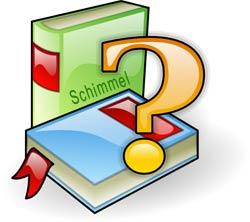 Bücher zum Thema Schimmel und Schimmelbeseitigung