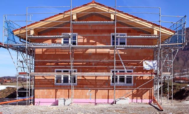 Ein Neubau ist oft schimmelgefährdet