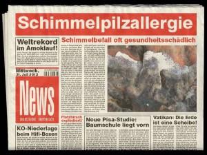 Schimmelpilzallergie News
